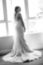 Beautiful wedding photography by best sydney wedding photographer, Grant Hoskinson Photography. Bride in wedding dress.