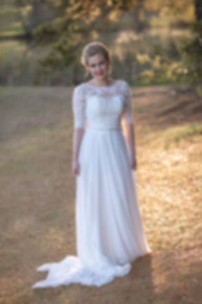 Bride on location at at Gibraltar Hotel, Bowral. Wedding photography by best sydney wedding photographer, Grant Hoskinson Photography.