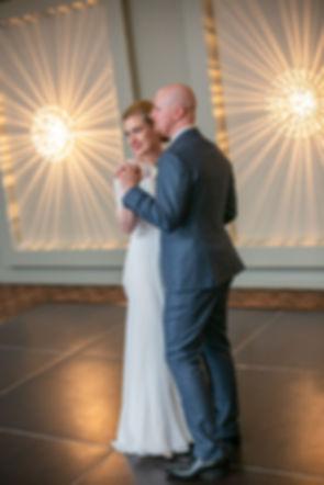 Bridal waltz at wedding reception at Gibraltar Hotel, Bowral. Wedding photography by best sydney wedding photographer, Grant Hoskinson Photography.