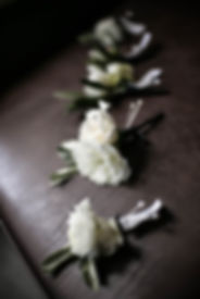 Beautiful wedding photography by best Sydney wedding photographer, Grant Hoskinson Photography. Groom's buttonhole flowers.