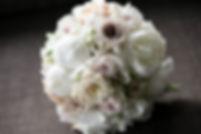 Bride's bouquet. Wedding photgraphy by Sydney wedding photographer Grant Hoskinson Photography.