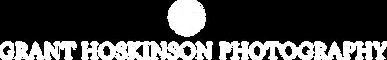 Grant Hoskinson Photography logo. Sydney wedding photographer.