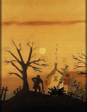 Autumn by Tony Gillett.