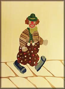 Clown by Janet McBain