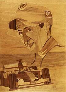 Schumacher by Les Dimes