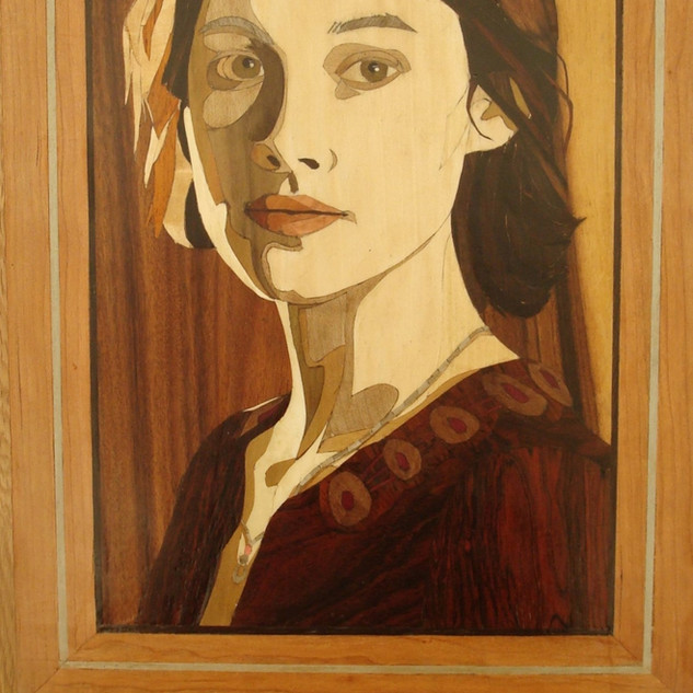 The Well-digger's Daughter (actress Astrid Berges-Frisby)