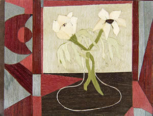 White Flowers by Janet McBain