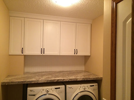 Custom Cabinetry and Counter-top
