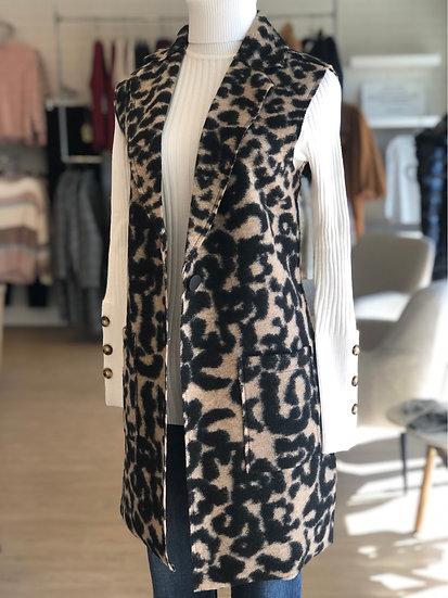 Cheetah Vest