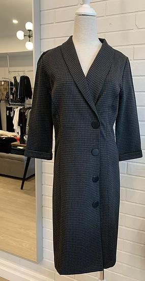 Plaid Tunic/Dress
