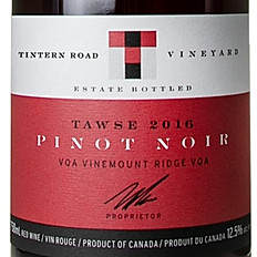 Tawse - Tintern Road Pinot Noir 2016 (Canada)