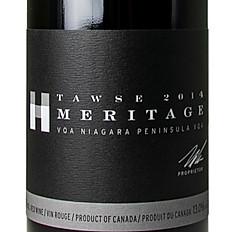 Tawse - Meritage 2014 (Canada)