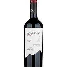 Andeluna 1300 Malbec (Argentina)