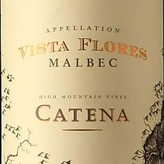 Catena Vista Flores Malbec 2017 (Argentina)