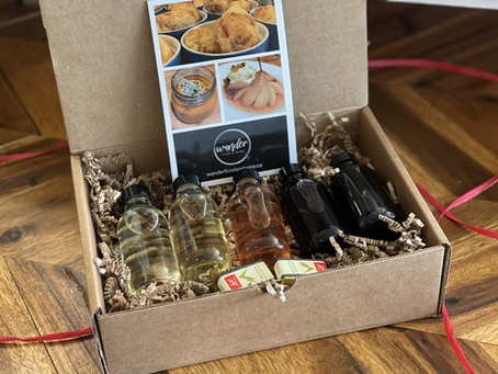 Personal Tasting Class Kits Are Here!