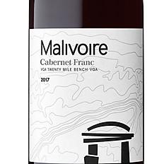 Malivoire Cabernet Franc 2017 (Canada)