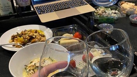 Virtual wine tasting kit sudbury