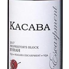 Kacaba Proprietor's Block Syrah 2017 (Canada)