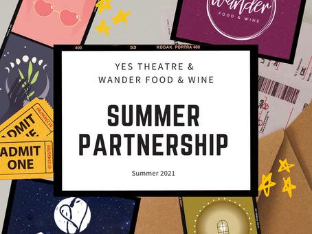 YES Theatre Summer Partnership