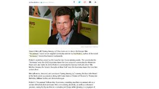 "Brian A. Metcalf to direct writer Rex Pickett's (Sideways) ""Repairman"""