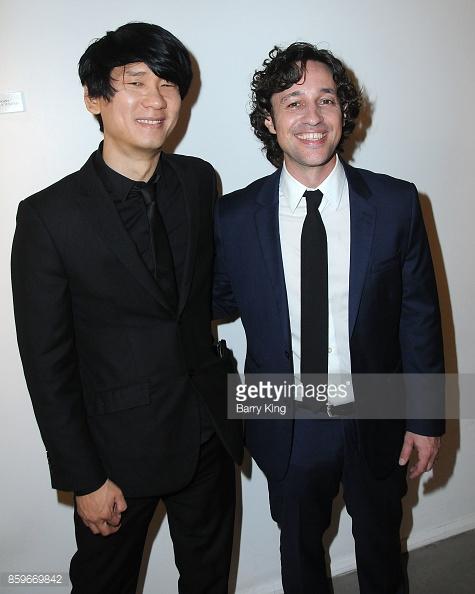 Producers Brian A. Metcalf and Thomas Ian Nicholas