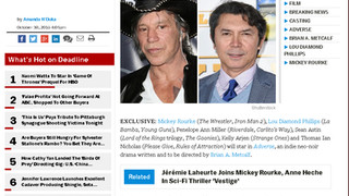 Mickey Rourke, Lou Diamond Phillips & More Star In 'Adverse' Drama From Brian A. Metcalf