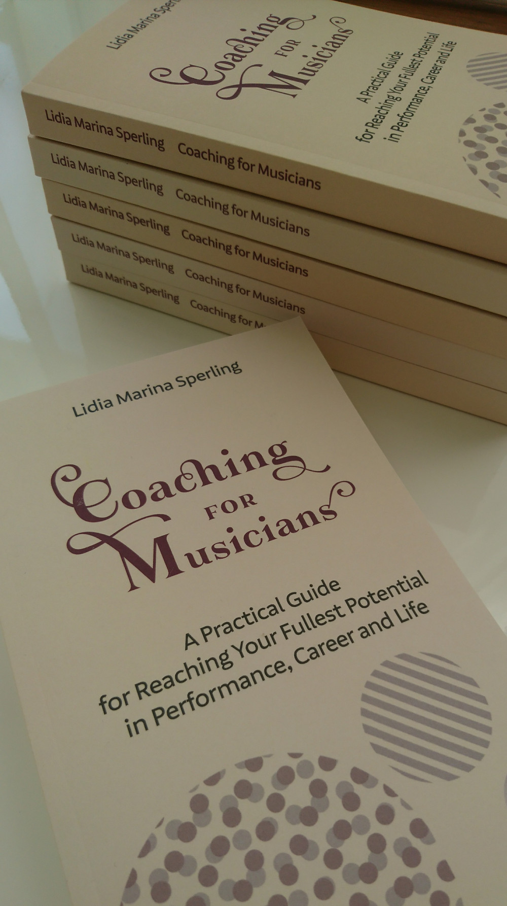 Book 'Coaching for Musicians'