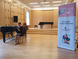 Workshop and book presentation, Coaching for Musicians
