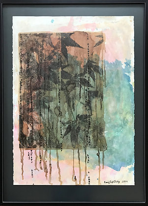 Untitled Work on Paper, 2004