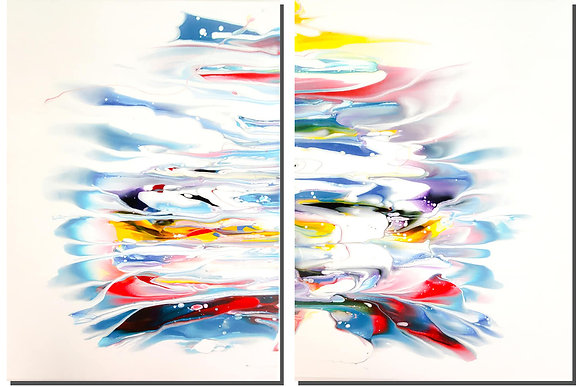 Diptych One