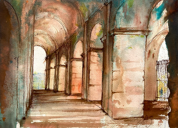 Roman Corridor, 2021