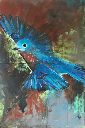 Blue Bird, 2018