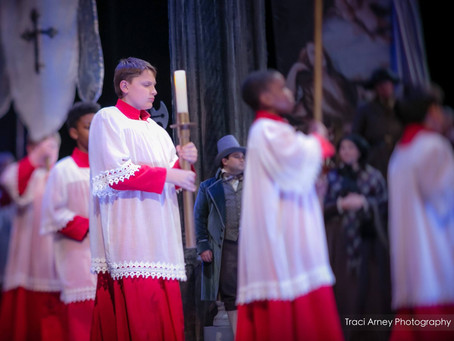Piedmont Opera and WS Youth Chorus