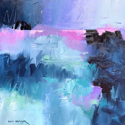 Violet Moonlight, 2020