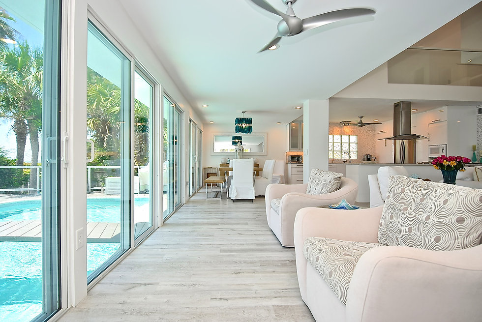 Custom built home in Sarasota FL