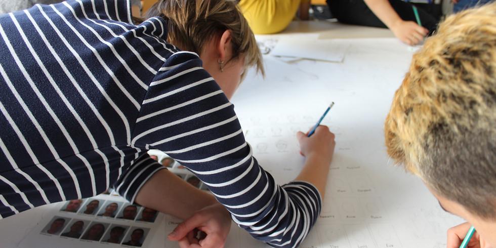 INITIATION BD - Par Florence Delaporte - Atelier Padgom