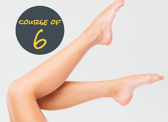 Half Legs 6 Sessions