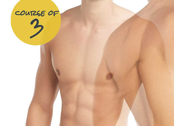 Full Back & Shoulders 3 Sessions