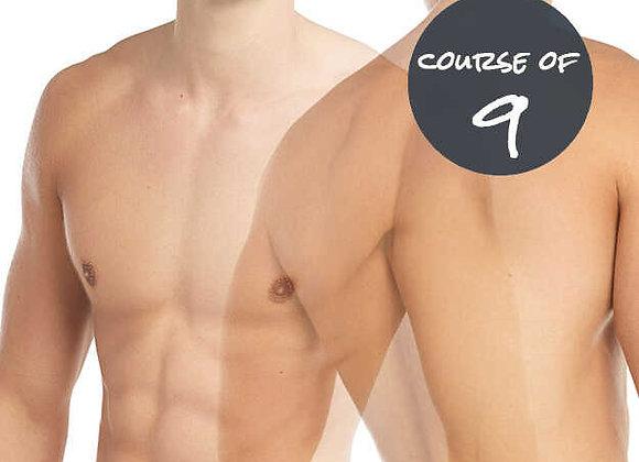 Full Back & Shoulders 9 Sessions
