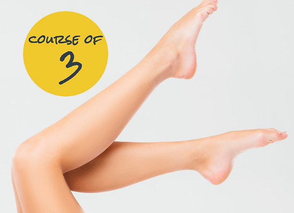 Half Legs 3 Sessions