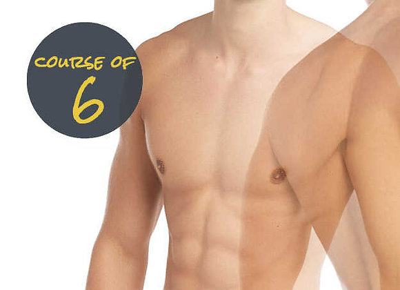 Full Back & Shoulders 6 Sessions
