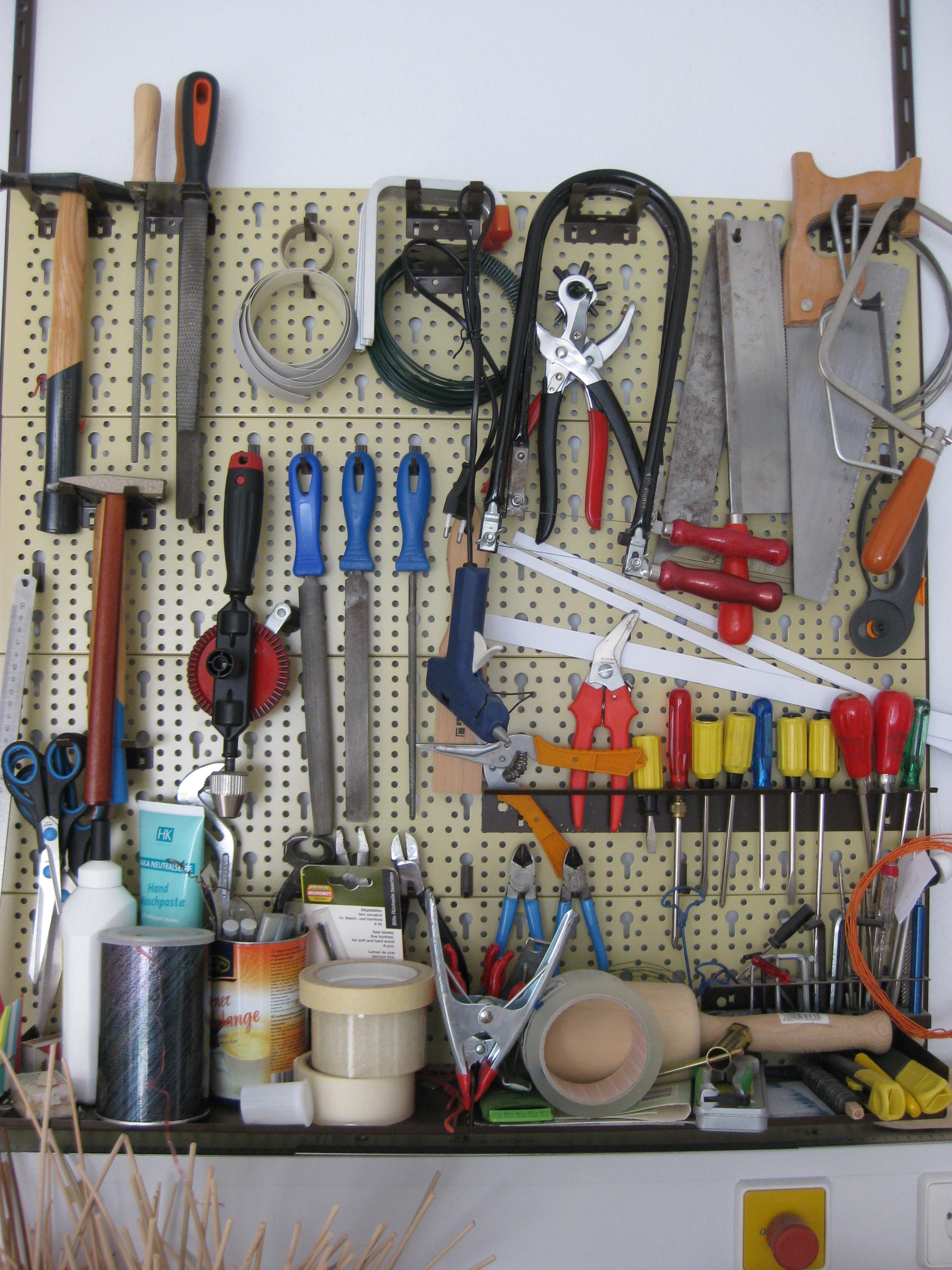 28.Die Werkzeuge