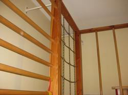 10.Das Klettergerüst