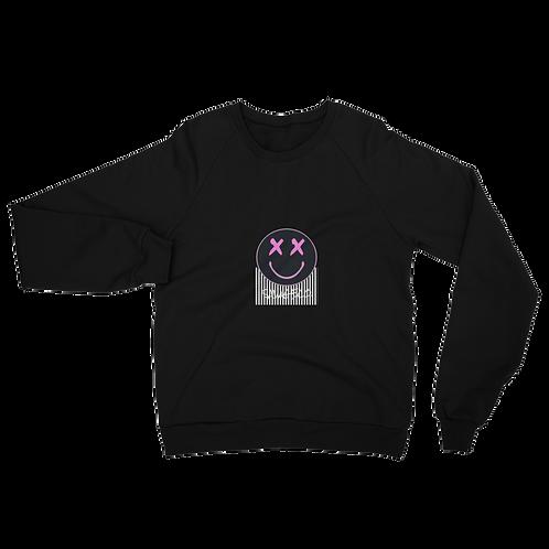 Savageco. California Fleece Raglan Sweatshirt