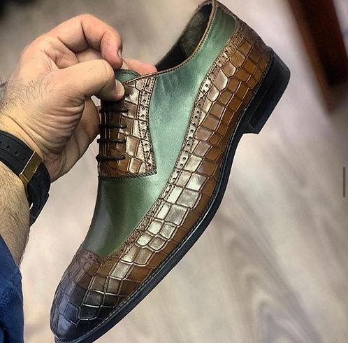 Italian Hakiki Deri Nova Shoes