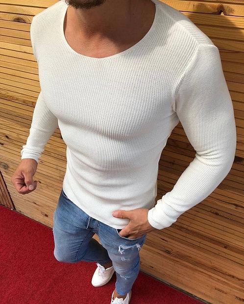 Slim Fit Triko Kazak