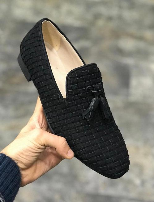 Italian Hakiki Deri Fantazi Ayakkabı