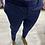 Thumbnail: Slim Fit Likralı Kadife Pantolon