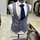 Thumbnail: Slim Fit Likralı Yelek Pantolon Set