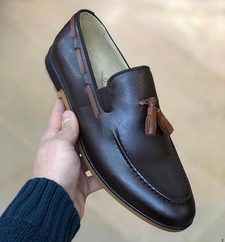 Italian Deri Nova Ayakkabı